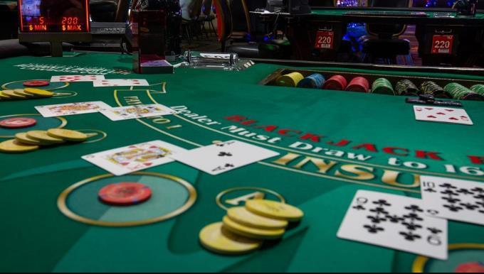 Trik Bermain Game Blackjack online di Sbobet dengan Uang Asli